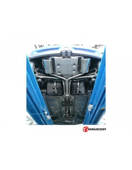 Catback Ragazzon pour MINI Cooper S R53