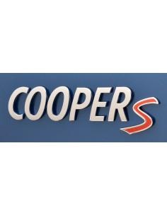 Plaquettes MINI Cooper S d'origine BMW MINI