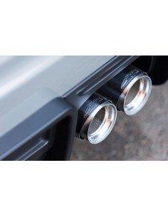 Silencieux JCW PRO F55 Cooper S 5 portes embout Chrome