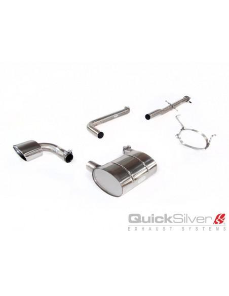 Silencieux sport quicksilver pour MINI Cooper S R53