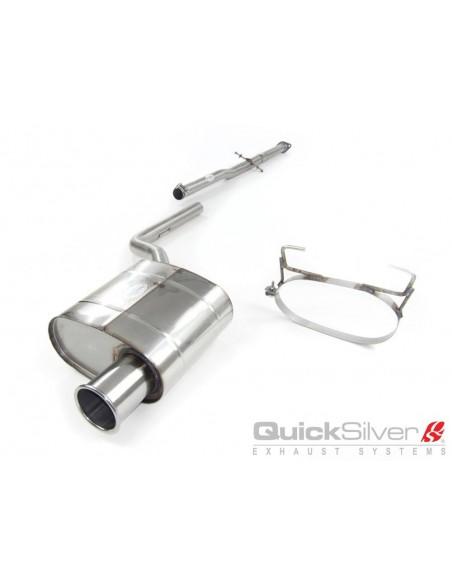Ligne Quicksilver pour MINI Cooper/One R50
