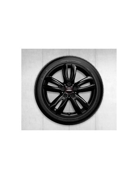 Jantes R501 Track spoke black