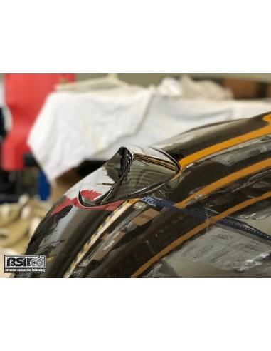 Prise d'air en carbone RSI C6 pour MINI F56