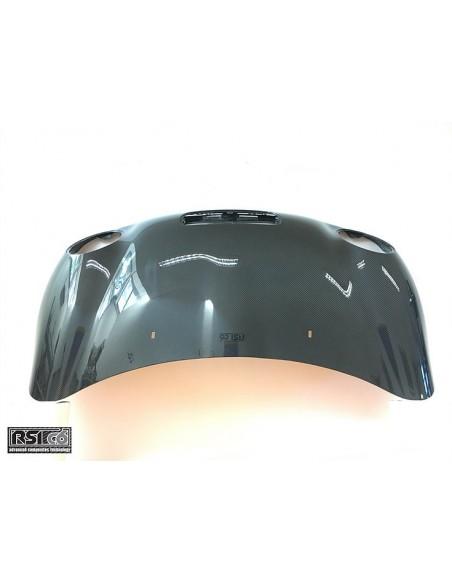 Capot en carbone RSI C6 pour MINI R50 R53