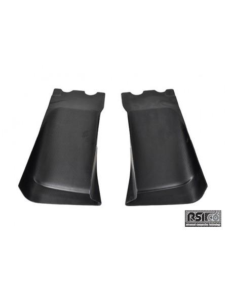 Diffuseur en carbone RSI C6 pour MINI R50 R53