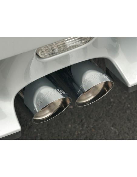 Silencieux JCW pour MINI Cooper S R53