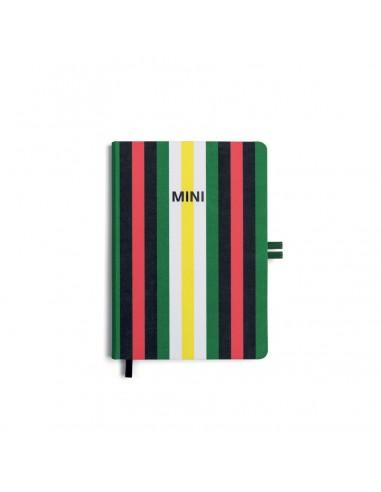 Carnet de note Mini à Rayures