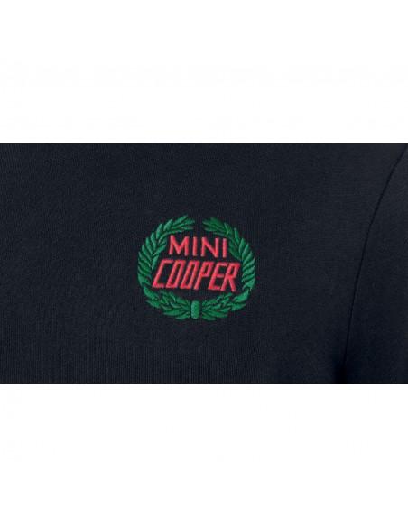 Sweat-shirt femme logo mini vintage