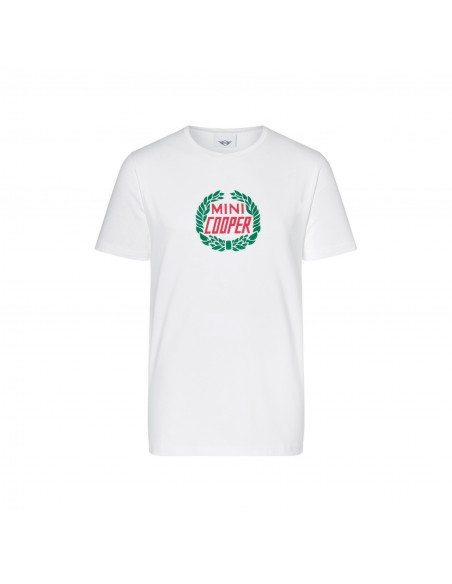 T-shirt homme logo mini vintage