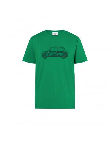 T-shirt homme mini voiture