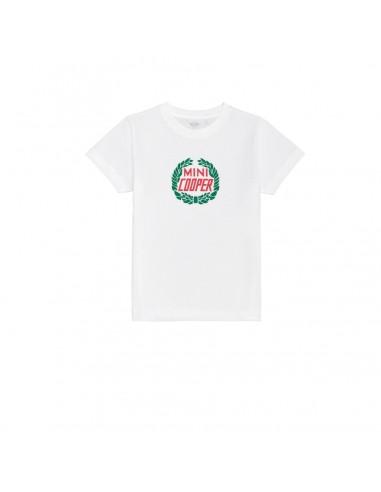T-shirt Enfants logo mini vintage
