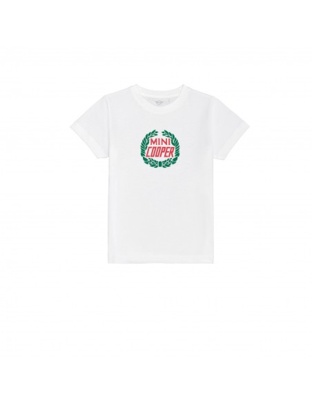 T-shirt Enfants logo mini vintage