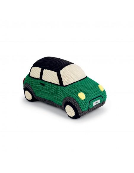Mini en Tricot British Green
