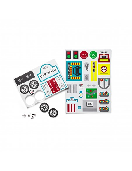 Kit de bricolage auto Mini