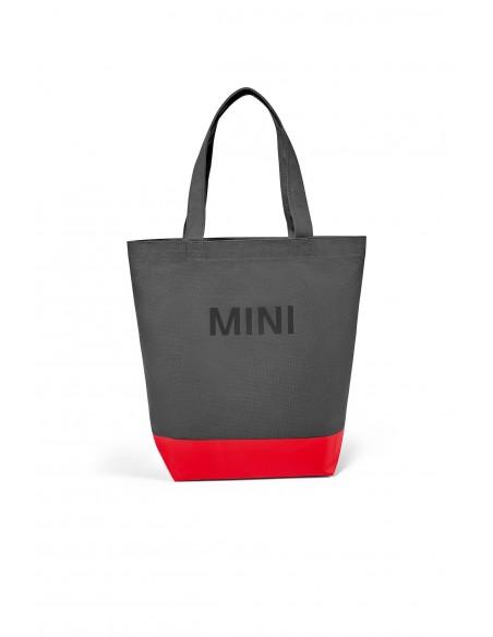 Sac Shopper Corail Block Mini