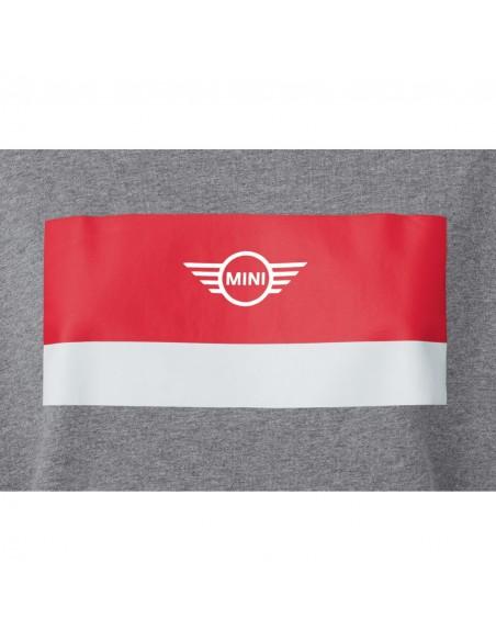 T-shirt Femme Gris logo aile