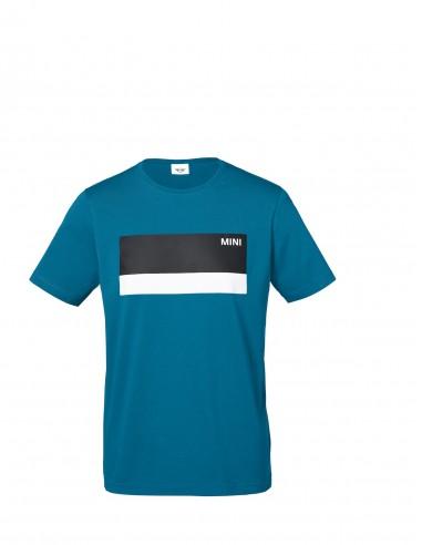 T-shirt Homme Bleu Monogramme Mini
