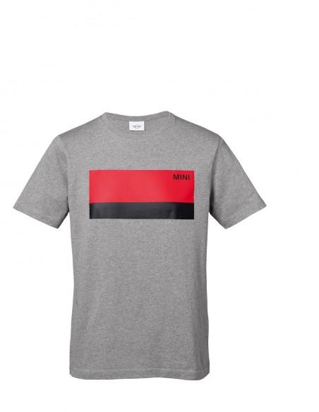 T-shirt Homme Gris Monogramme Mini