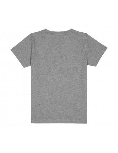 T-shirt enfant gris/jauneWordmark...