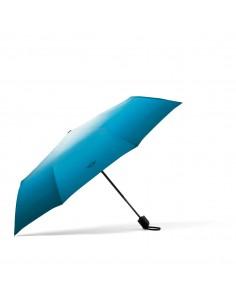 Parapluie pliant bleu