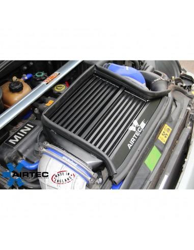 Intercooler airtec pour mini r53 for Entretien mini rosier interieur