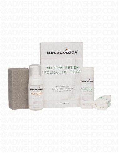 Kit d'entretien COLOURLOCK pour cuirs...