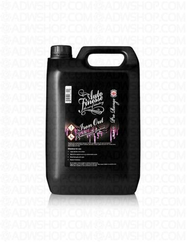 Auto Finesse Iron Out Contaminate...