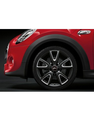 Jante R534 Double Spoke Black Mat Pour MINI Cooper F56